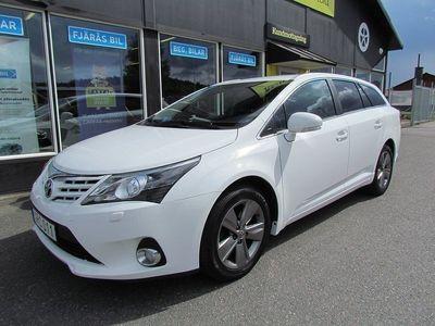 begagnad Toyota Avensis Kombi 1.8 147hk