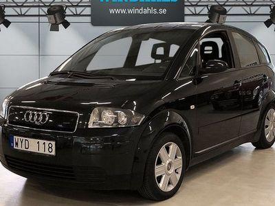begagnad Audi A2 1.4 TDI