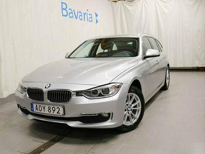 begagnad BMW 320 d xDrive Touring Steptronic Luxury Line 184 hk SoV