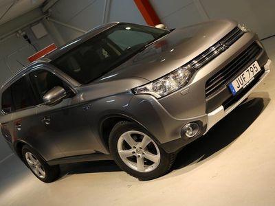 usata Mitsubishi Outlander P-HEV Hybrid / SUMMIT Edition / Nybilgaranti kvar