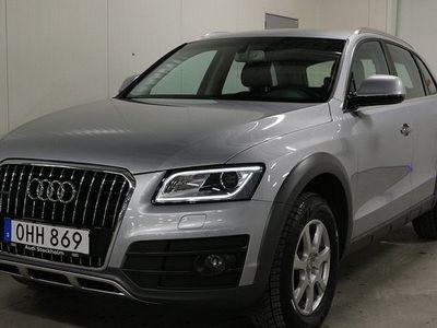 brugt Audi Q5 2.0 TDI 190HK S-tr q Kombi