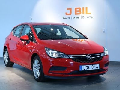begagnad Opel Astra 1.4 Edit 125hk