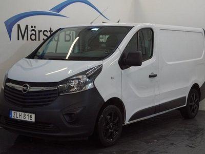 käytetty Opel Vivaro VAN 1,6 CDTI 120HK L1H1 BITURBO 3 -16