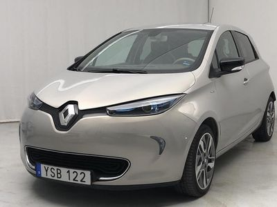 begagnad Renault Zoe 41 kWh R90 2018, Halvkombi 195 000 kr