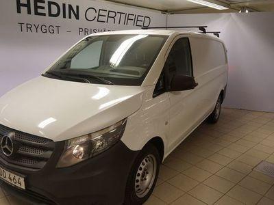 begagnad Mercedes Vito 109 CDi Skåp Lång