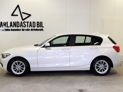 begagnad BMW 118 d xDrive 5-dörrars 150hk /En Ägare