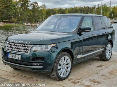 begagnad Land Rover Range Rover 4.4 SDV8 Autobiography Euro 6 340hk