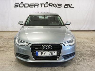 begagnad Audi A6 3.0 TDI (245HK) QUATTRO/AUT/NYSERVAD/KEYLESS