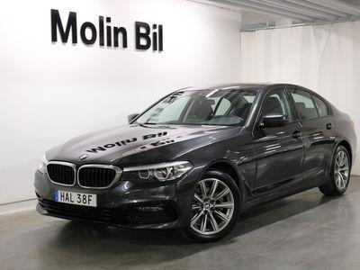 begagnad BMW 520 d xDrive Sedan / Sport Line / Drag