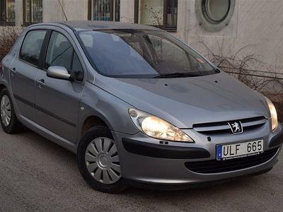 begagnad Peugeot 307 CC 2,0 5D AUTOMAT A SKINN
