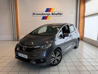 begagnad Honda Jazz 1.3 Elegance Navi ADAS 100HK CVT