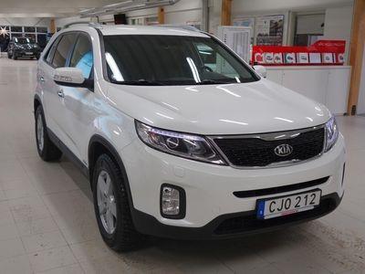 begagnad Kia Sorento 2.2 CRDi AWD AUT Business 5-sits