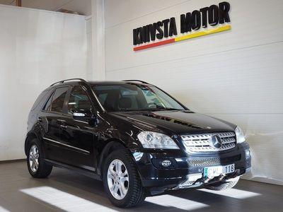 begagnad Mercedes 420 ML BenzCDI 4M AUT DRAG TAKLUCKA 2008, SUV 119 900 kr