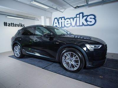 begagnad Audi E-Tron e-tron quattro - 55 q Drag Kamera 2020, Personbil 868 900 kr