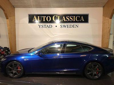 usata Tesla Model S P90D Ludicrous 772 HK