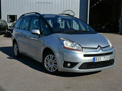 begagnad Citroën Grand C4 Picasso 1.6 HDiF 7 Sits 109hk