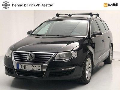 begagnad VW Passat 3.2 V6 Variant 4-Motion (25