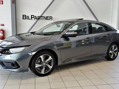 begagnad Honda Civic 1.5B 4dr Executive Premium NAVI AUTOMAT 2020, Personbil 304 400 kr