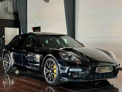 begagnad Porsche Panamera Turbo S E-Hybrid 680hk * SE SPEC *