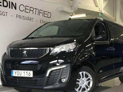 begagnad Peugeot Expert L1 Pro+ Manuell, Fab .Garanti 116 hk 2018