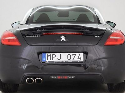 begagnad Peugeot RCZ 1.6 200 Hk GT-Paket