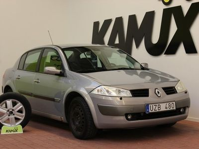 begagnad Renault Mégane 2,0 | S&V Hjul |