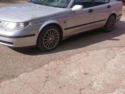 begagnad Saab 9-5 2,3t