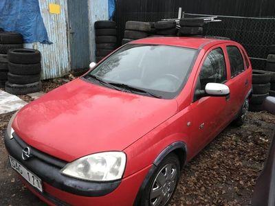 begagnad Opel Corsa 1.2