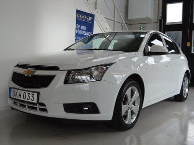 begagnad Chevrolet Cruze Halvkombi 1.8 141hk -12