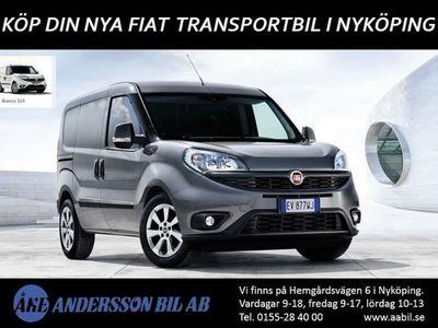 begagnad Fiat Doblò L1 Skåp 1.3 MJT 90 HK