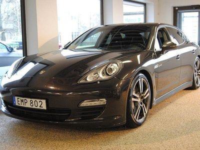 begagnad Porsche Panamera S E-Hybrid Sport Chrono 380hk