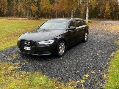begagnad Audi A6 3.0 Quattro