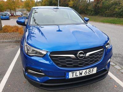 begagnad Opel Grandland X 1.2 Turbo Enjoy Autom Drag