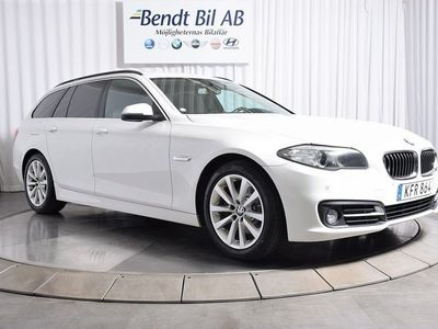 begagnad BMW 520 d xDrive Touring Euro 6/ 1 ägare