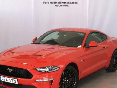 begagnad Ford Mustang GT Fastback 5.0L V8 451HK AUT