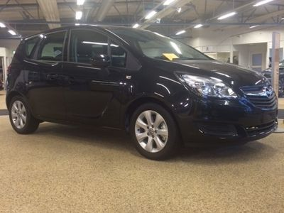 begagnad Opel Meriva Enjoy 1.4T AT6 /120hk