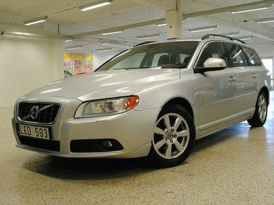 begagnad Volvo V70 1.6D DRIVe Momentum 109hk Drag. Värmare