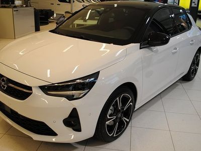 begagnad Opel Corsa GSi 130 Automat 2020, Halvkombi 194 900 kr