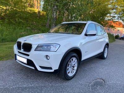 begagnad BMW X3 xDrive20d Bytes