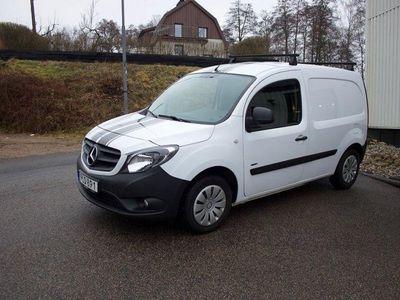 usata Mercedes Citan 109 CDI LÅNG / DRAG / 90h -17