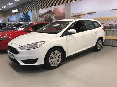 gebraucht Ford Focus 1.6 TDCi 95 Trend Kombi