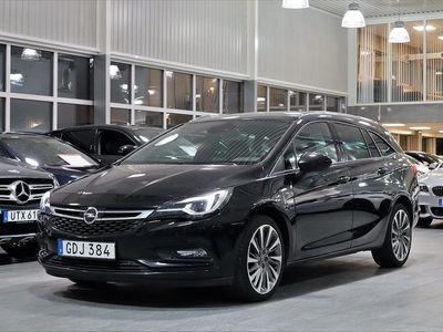 begagnad Opel Astra Business Sports Tourer CDTI Aut Läder Värmare Drag