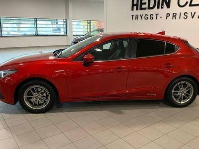 begagnad Mazda 3 Mazda 3 Sport 2.2 SKYACTIV-D Automat, 150hk, 2016