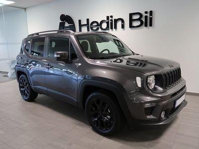 begagnad Jeep Renegade Night Eagle 2020, SUV 219 900 kr