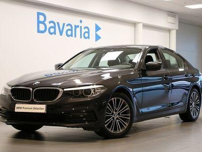 begagnad BMW 520 i Sedan Aut Sport Line Nypris 506.200:-