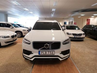 begagnad Volvo XC90 D4 AWD Geartronic R-Design Euro 6 7-sits 190hk