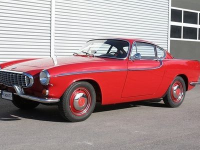 begagnad Volvo P1800 / Totalrenovad / Mint Condition