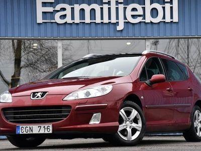 begagnad Peugeot 407 SW 2.0 HDi 2008, Kombi 29 700 kr