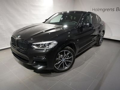 begagnad BMW X4 xDrive20d M Sport Värmare Fartpilot HiFi M-Stol