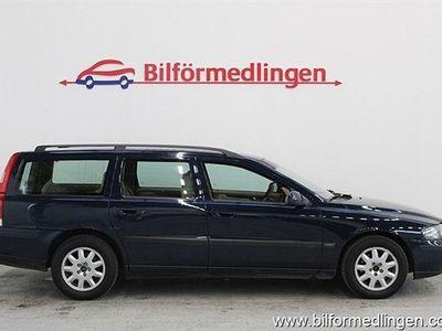 begagnad Volvo V70 2.4 170Hk Bes till 200831 Skinn